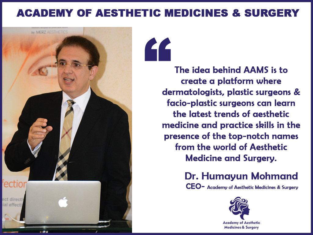 About Us - Academy of Aesthetic Medicines & Surgery